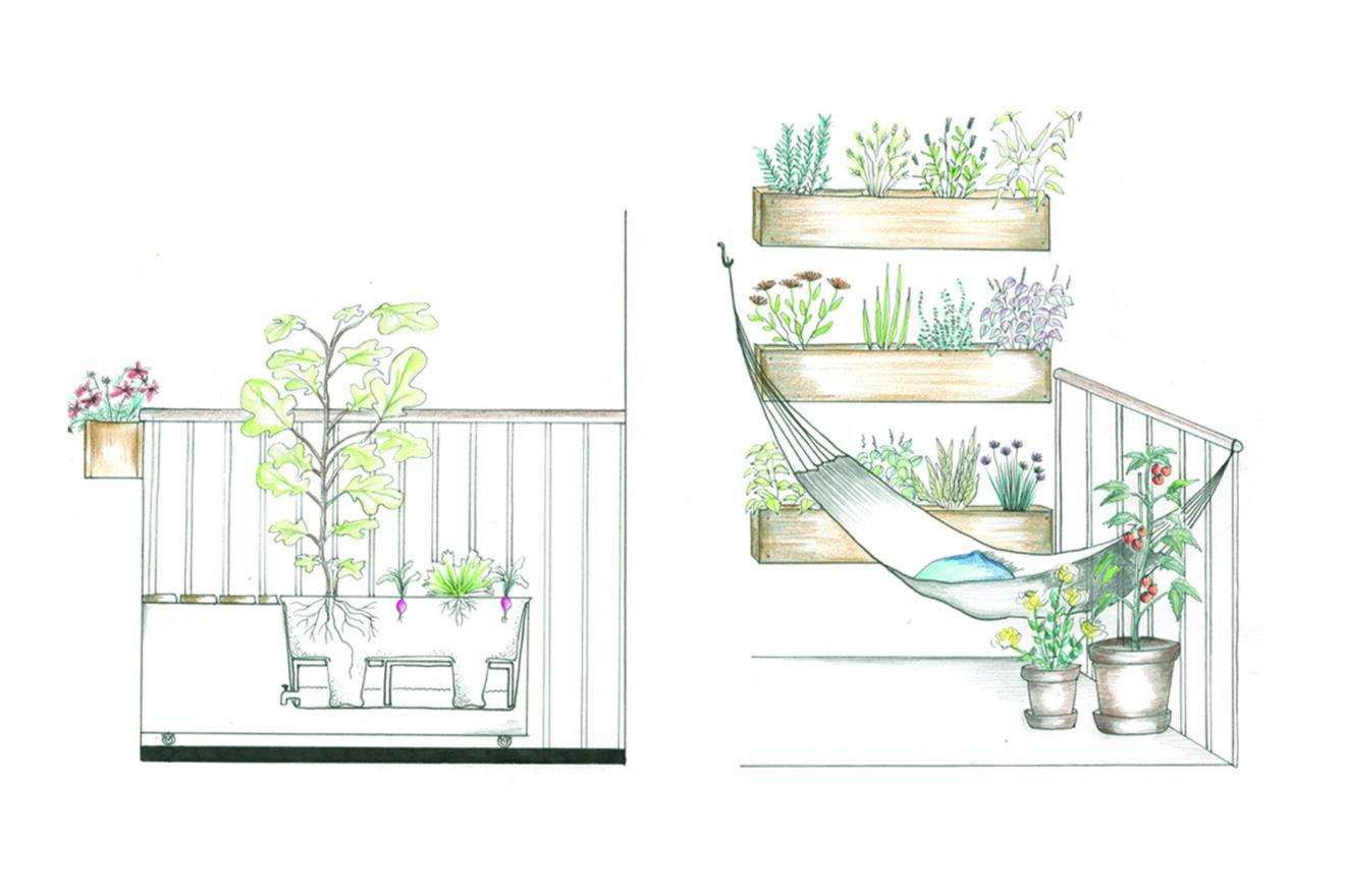 Altan workshop - sådan får du en grøn oase på din altan