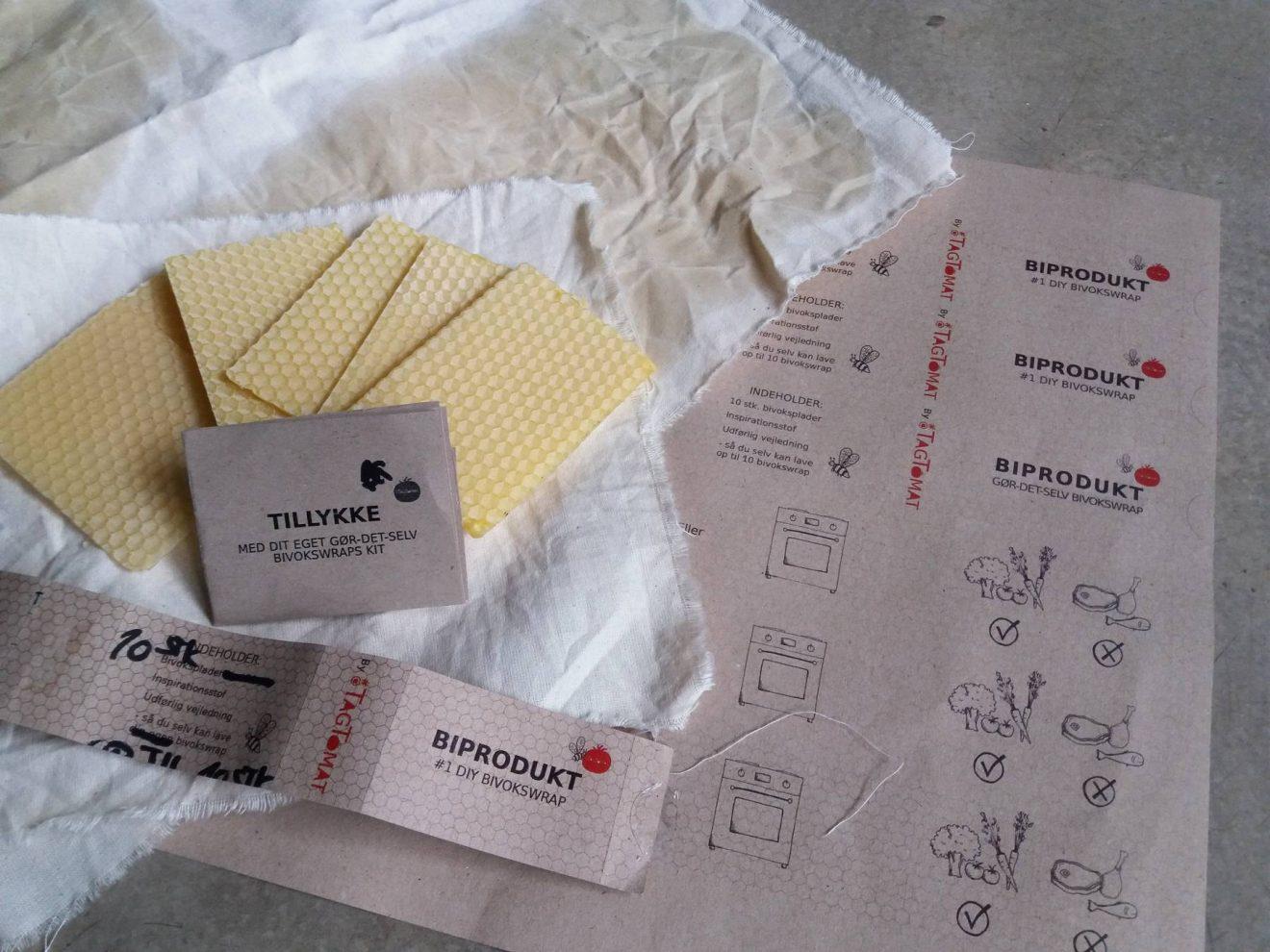 BiProdukt - DIY Bivokswrap